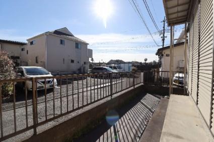 東京都羽村市羽中2丁目[2DK/41.31m2]の眺望
