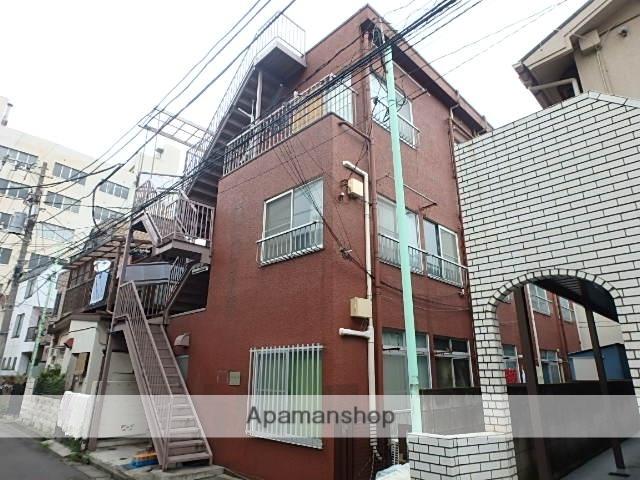東京都北区、十条駅徒歩15分の築37年 3階建の賃貸マンション