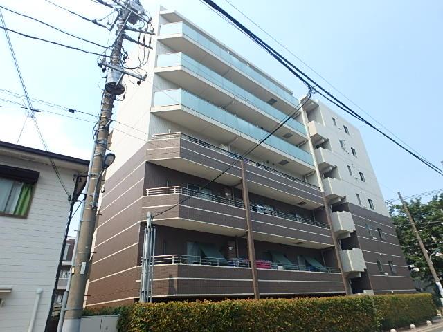 東京都北区、東十条駅徒歩5分の築7年 7階建の賃貸マンション