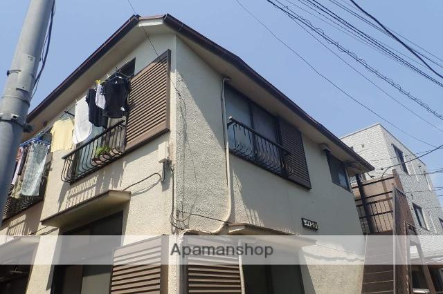 東京都北区、赤羽駅徒歩13分の築32年 2階建の賃貸アパート