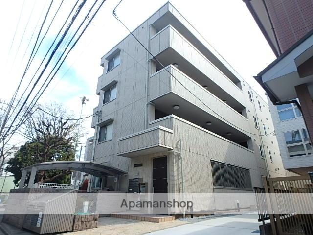 東京都板橋区、北赤羽駅徒歩20分の築7年 4階建の賃貸マンション