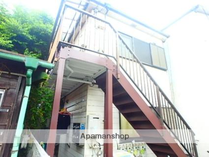 東京都北区、赤羽駅徒歩12分の築27年 2階建の賃貸アパート