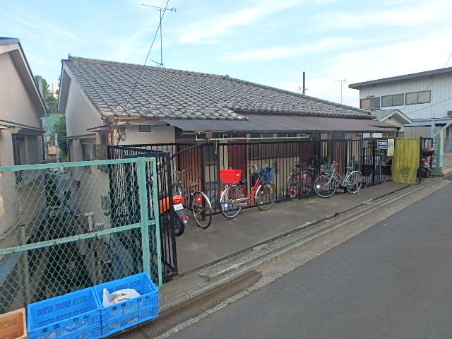東京都北区、赤羽駅徒歩12分の築38年 2階建の賃貸アパート