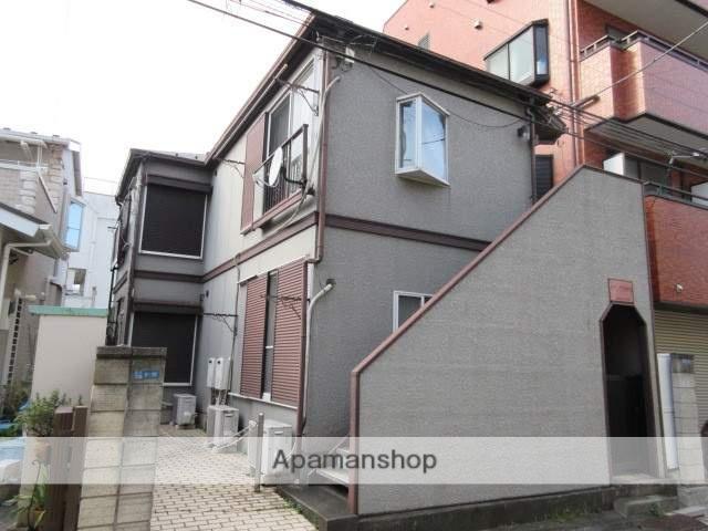 東京都北区、王子駅徒歩10分の築27年 2階建の賃貸アパート