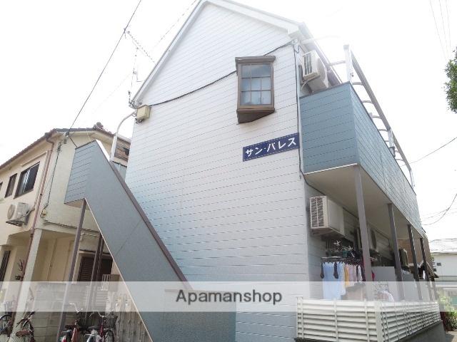 東京都北区、赤羽駅徒歩14分の築28年 2階建の賃貸アパート