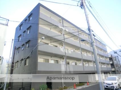 東京都北区、北赤羽駅徒歩16分の築9年 5階建の賃貸マンション