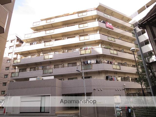東京都北区、赤羽駅徒歩7分の築29年 7階建の賃貸マンション