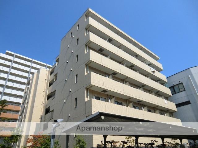 東京都板橋区、浮間舟渡駅徒歩6分の築6年 7階建の賃貸マンション