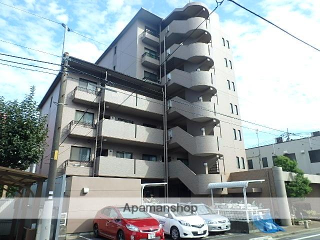 東京都板橋区、浮間舟渡駅徒歩8分の築19年 7階建の賃貸マンション