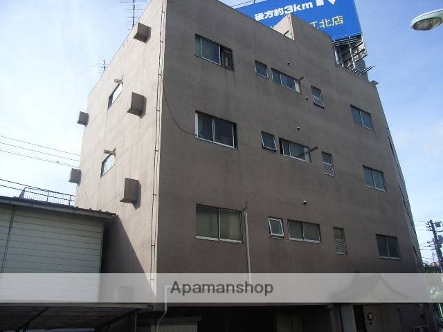 東京都北区、東十条駅徒歩12分の築33年 4階建の賃貸マンション