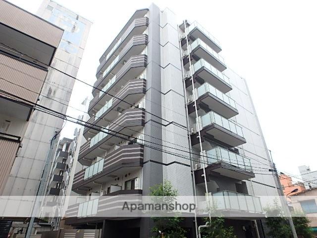 東京都北区、王子駅徒歩8分の築5年 8階建の賃貸マンション