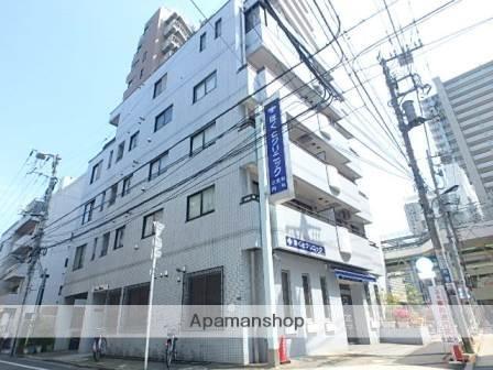 東京都北区、赤羽駅徒歩4分の築25年 6階建の賃貸マンション