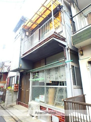 東京都北区、赤羽駅徒歩10分の築45年 2階建の賃貸アパート