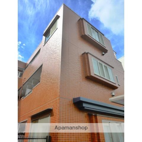 東京都北区、赤羽駅徒歩10分の築6年 3階建の賃貸マンション