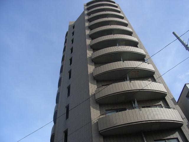 東京都北区、東十条駅徒歩10分の築24年 12階建の賃貸マンション