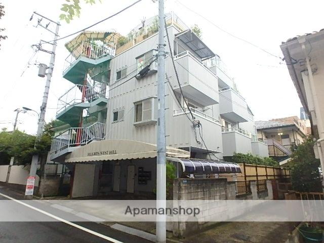 東京都北区、赤羽駅徒歩12分の築27年 3階建の賃貸マンション