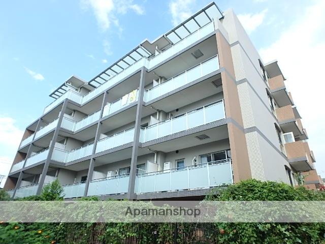 東京都北区、赤羽駅徒歩12分の築9年 5階建の賃貸マンション