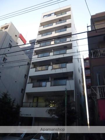 東京都北区、赤羽駅徒歩5分の築26年 9階建の賃貸マンション