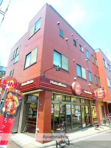東京都北区、赤羽駅徒歩8分の築22年 3階建の賃貸マンション