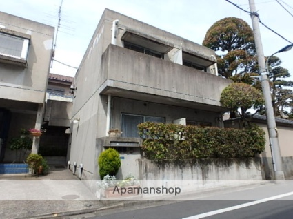 東京都北区、赤羽駅徒歩15分の築33年 2階建の賃貸マンション