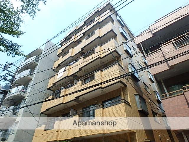 東京都北区、北赤羽駅徒歩15分の築26年 6階建の賃貸マンション