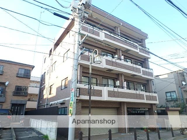 東京都北区、赤羽駅徒歩8分の築15年 4階建の賃貸マンション