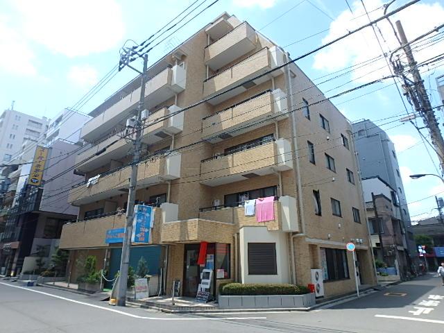 東京都北区、赤羽駅徒歩5分の築28年 7階建の賃貸マンション