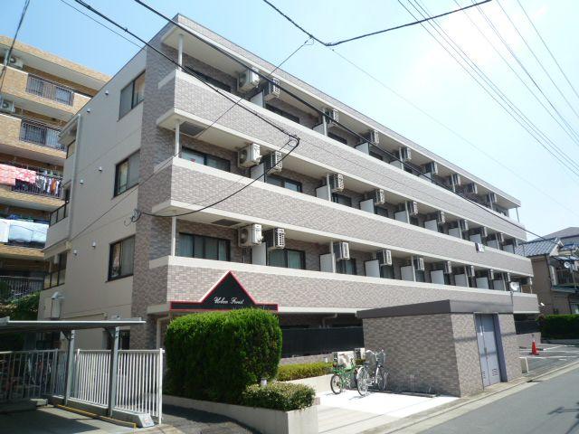 埼玉県川口市、西川口駅徒歩19分の築21年 4階建の賃貸マンション