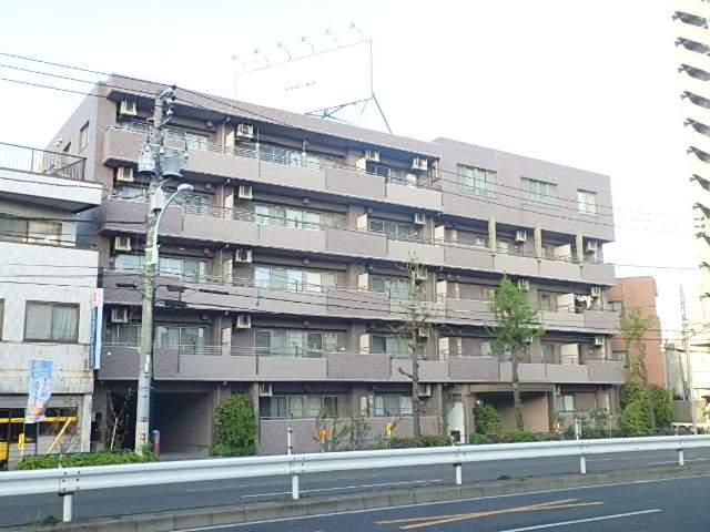 東京都北区、赤羽駅徒歩13分の築16年 5階建の賃貸マンション
