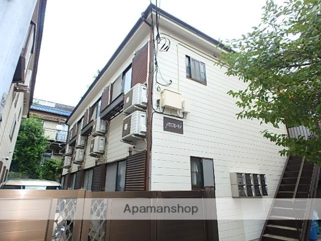 東京都北区、北赤羽駅徒歩15分の築25年 2階建の賃貸アパート