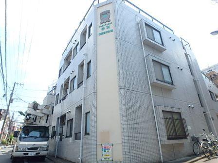 東京都北区、赤羽駅徒歩7分の築33年 6階建の賃貸マンション