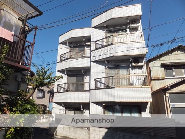 東京都板橋区、ときわ台駅徒歩22分の築23年 3階建の賃貸マンション