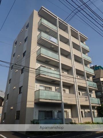 東京都北区、赤羽駅徒歩8分の築4年 6階建の賃貸マンション