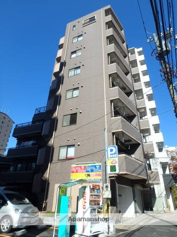 東京都北区、赤羽駅徒歩12分の築18年 8階建の賃貸マンション