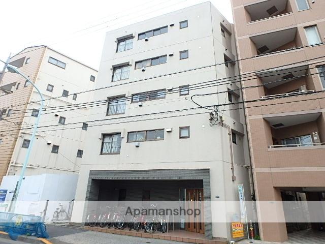 東京都北区、赤羽駅徒歩15分の築33年 5階建の賃貸マンション
