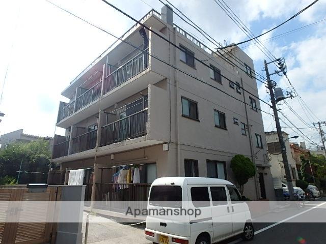 東京都北区、十条駅徒歩19分の築37年 3階建の賃貸マンション