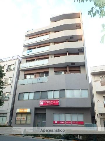 東京都北区、王子駅徒歩4分の築4年 7階建の賃貸マンション