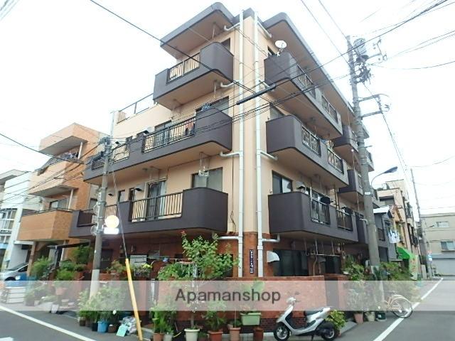 東京都北区、十条駅徒歩12分の築31年 3階建の賃貸マンション