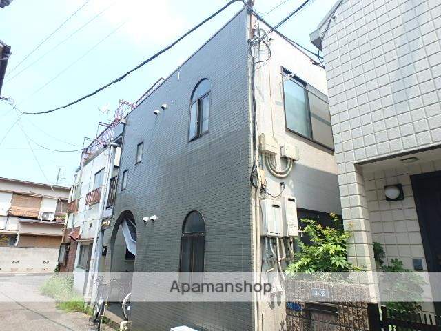 東京都北区、十条駅徒歩11分の築24年 2階建の賃貸アパート