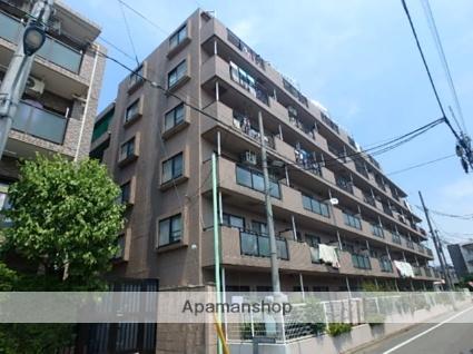 東京都北区、北赤羽駅徒歩12分の築26年 7階建の賃貸マンション