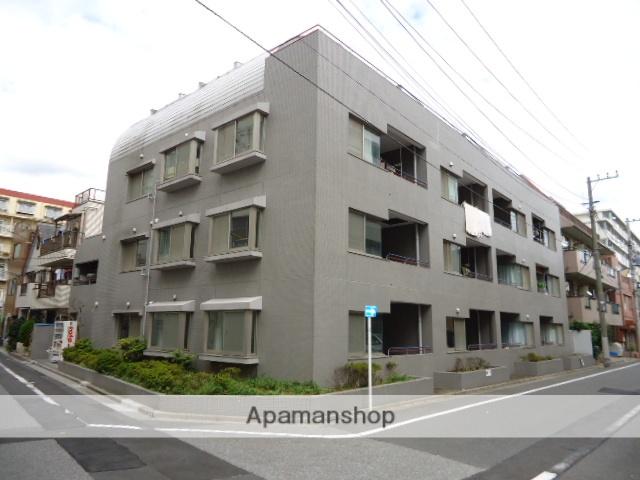 東京都北区、赤羽駅徒歩10分の築28年 4階建の賃貸マンション