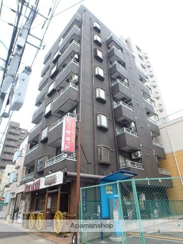 東京都北区、赤羽駅徒歩12分の築29年 8階建の賃貸マンション