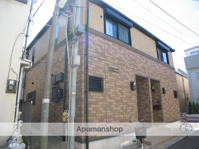 東京都北区、北赤羽駅徒歩8分の築14年 2階建の賃貸アパート