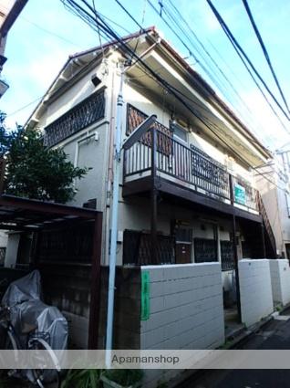 東京都北区、赤羽駅徒歩14分の築42年 2階建の賃貸アパート