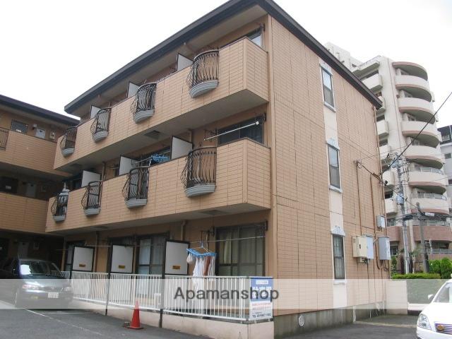 東京都北区、北赤羽駅徒歩10分の築28年 3階建の賃貸マンション