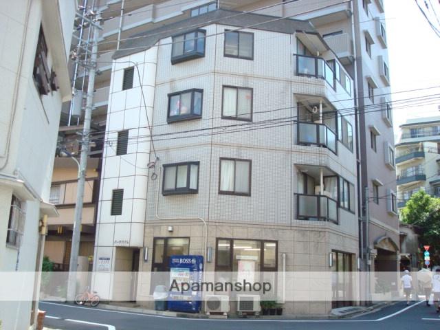 東京都北区、赤羽駅徒歩7分の築24年 4階建の賃貸マンション