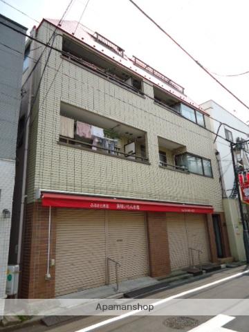 東京都北区、赤羽駅徒歩9分の築27年 4階建の賃貸マンション