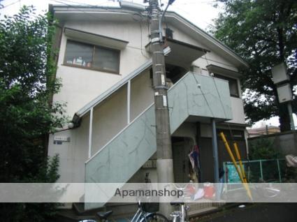 東京都北区、北赤羽駅徒歩7分の築28年 2階建の賃貸アパート