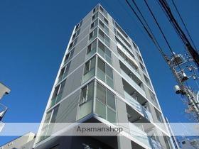 東京都北区、赤羽駅徒歩10分の築2年 9階建の賃貸マンション