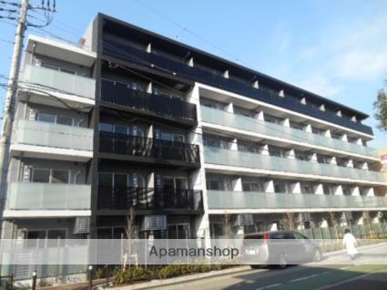 東京都板橋区、浮間舟渡駅徒歩18分の築1年 5階建の賃貸マンション